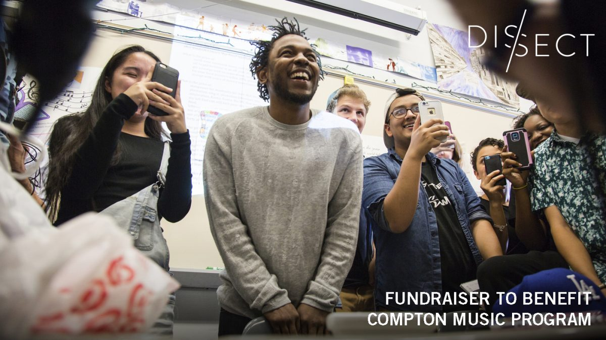 Dissect Fundraiser for Compton Music Program